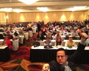 Randy Juip selfie 60 Sites in 60 Minutes ABA TECHSHOW