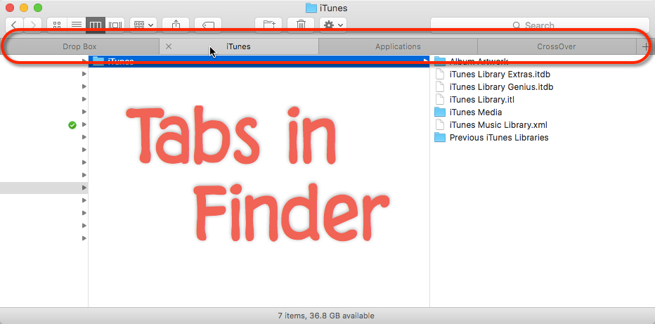 how to connect safari tabs